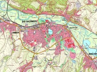 Stadtplan und Anreise