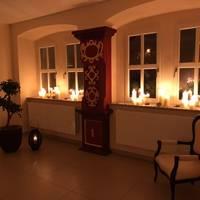 heiraten bei Kerzenschein
