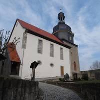 Wehrkirche Ettenhausen ©Alina Sauer
