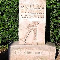 Gedenkstein Hämbach