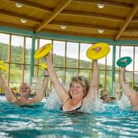 Wassergymnastik in der SOLEWELT