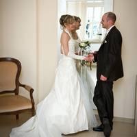 Brautpaar im Haunschen Hof