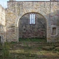 Ruine der Husenkirche ©Rimbach