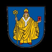 Bad Salzunger Stadtwappen Bonifatius