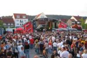 Stadtfest in Bad Salzungen