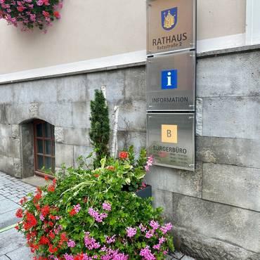 Bürgerbüro Rathaus 2020 [(c) Andrea Dominik]