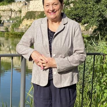 Seniorenbeauftragte Christine Geise [(c) Andrea Dominik]