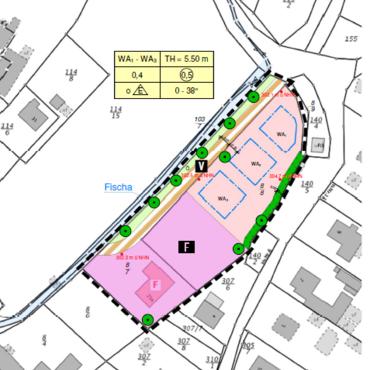 B-Plan Forstgarten Waldfisch