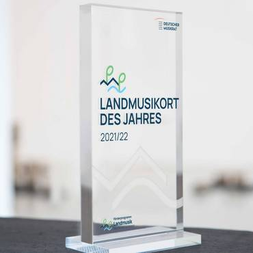 Pokal Landmusikort 2021/22 [(c) Deutscher Musikrat]