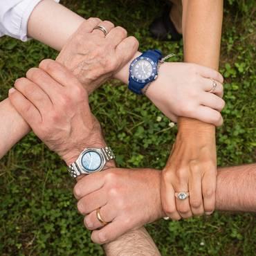 Helfende Hände [(c) pixabay]