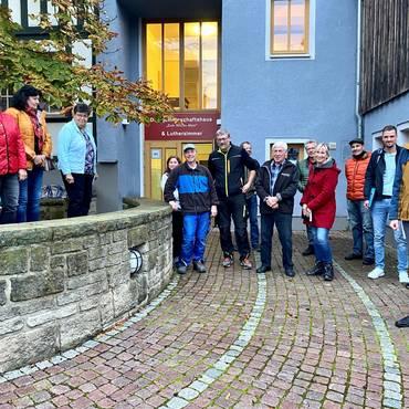 Reformationsmart Möhra - Organisationsteam 2021 [(c) Andrea Dominik]